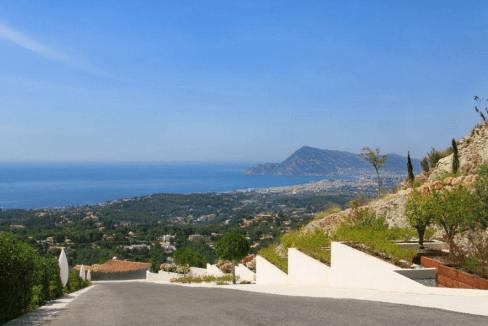 Maison de luxe de 3 chambres en vente Altea, Espagne-15