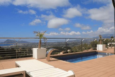 Maison de luxe de 3 chambres en vente Altea, Espagne-9