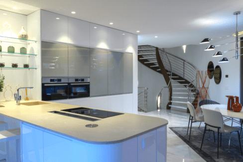 Villa de luxe de 4 chambres en vente Finestrat, Espagne-5