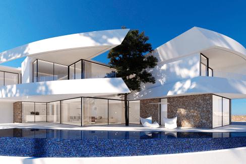 Villa en Altea-4