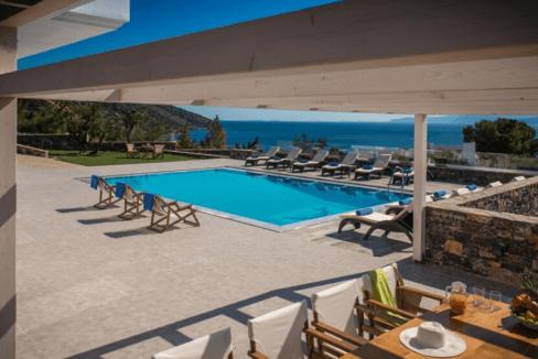 Grèce: immobilier-villa-masion