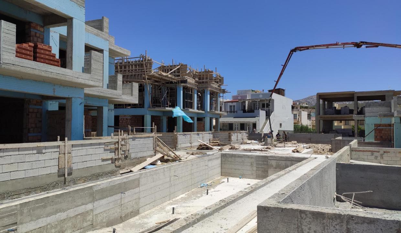 Villa jumelée en front de mer,2