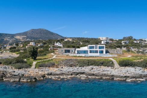 villa | construite | front de mer-10