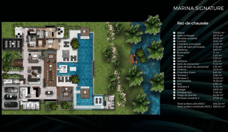 Les Villas Marina_Cap Malheureux