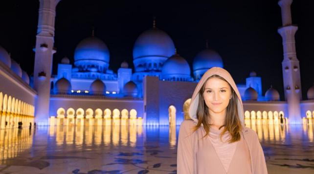 Lexie Alford Abu Dhabi immobilier swiss.ch