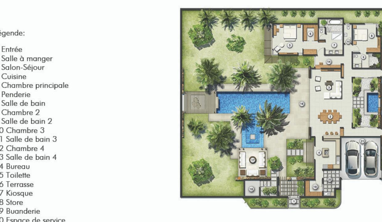 villas du Clos du Littoral.ile Maurice-18 - copie