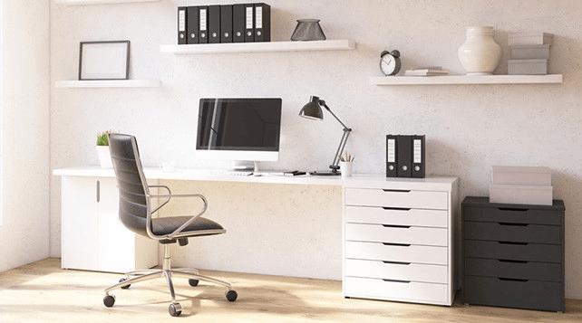 Comment Réussir L'aménagement De Son Home Office