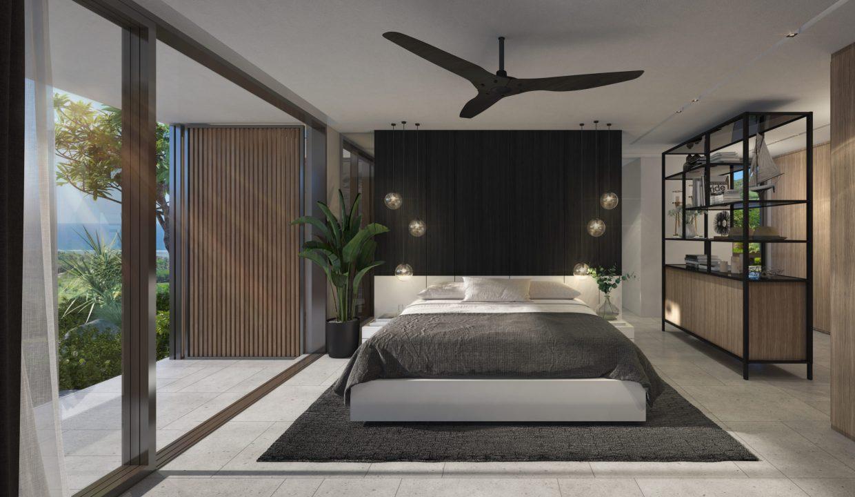 Master bed - Villa Glow