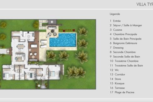 Villa Type J