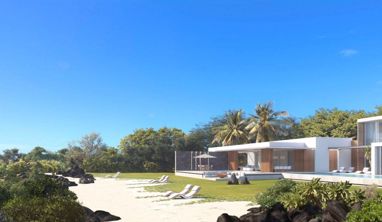 Anahita Mauritius - Architects Studio - Panoramic view