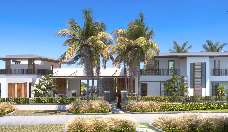Anahita Premium Villa MAD - Entrée