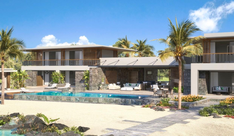 Anahita Premium Villa par MAD - Façade