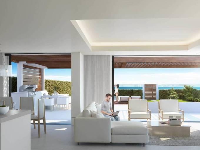 Penthouse de luxe de 202 m2 en vente Estepona, Andalousie
