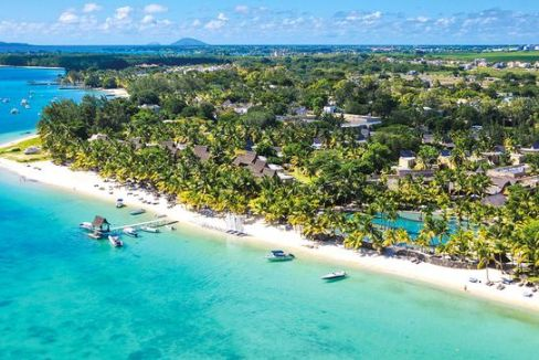 Trou-aux-Biches est une ville de la côte Nord de l'île Maurice située dans le district de Pamplemousses. Selon le World Travel group, sa plage de sable blanc longue de deux kilomètres est l'une des plus belles de l'île, récompensée par le World's Leading Beach Destination at the World Travel Award en 2011