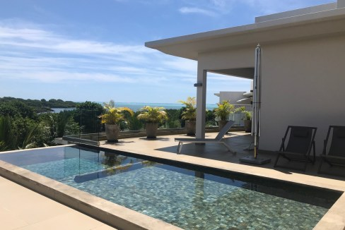 A VENDRE PENTHOUSE IRS A ROCHES NOIRES ILE MAURICE