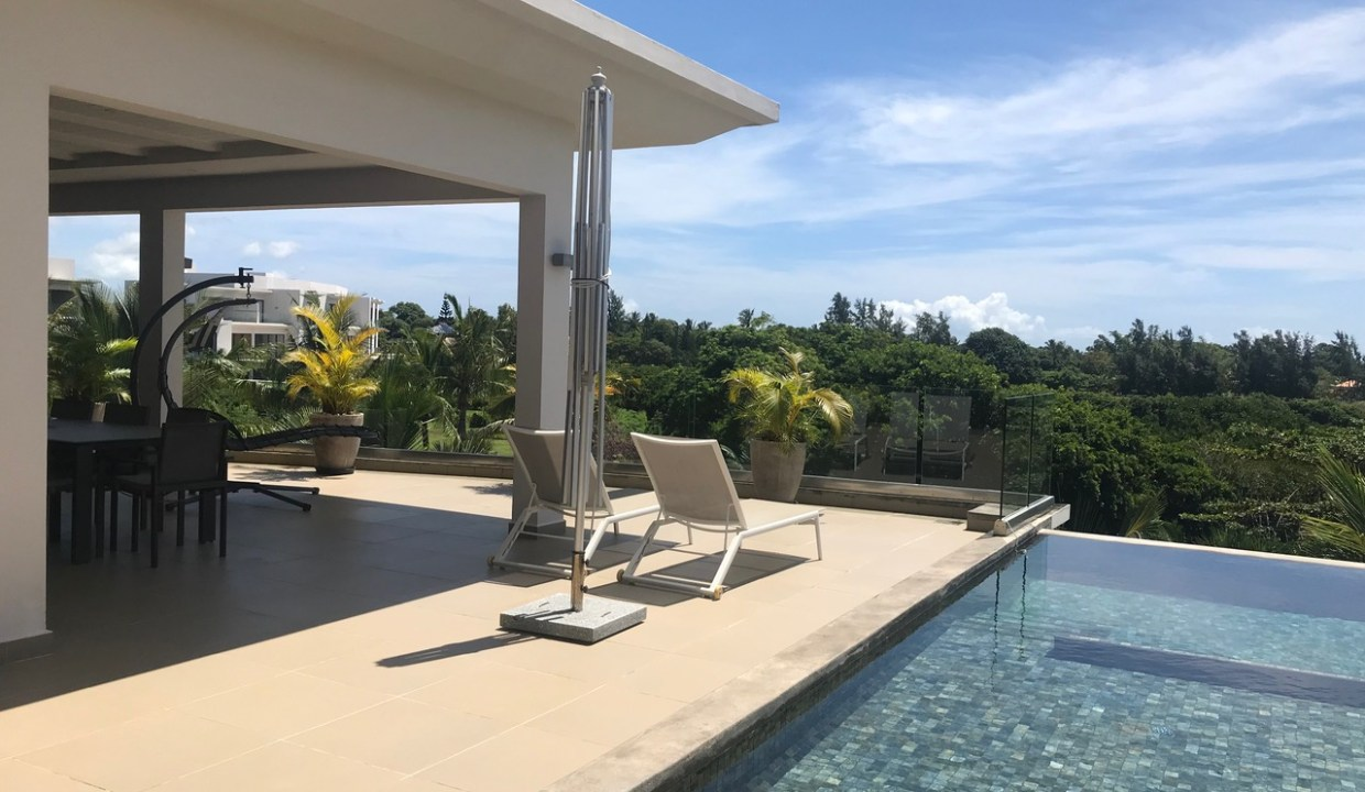 A VENDRE PENTHOUSE IRS A ROCHES NOIRES ILE MAURICE13