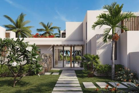 IRS   Anahita Mauritius   Les Villas Emeraude _ Simplicité et Modernité-6