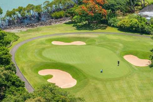 golf club Anahita Ile Maurice