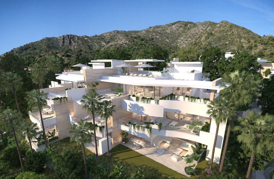 Penthouse à vendre à Ojen, Marbella2