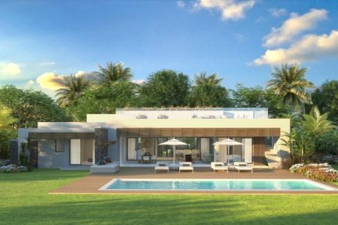 Villa Horizon - Modèle 4, 4 chambres