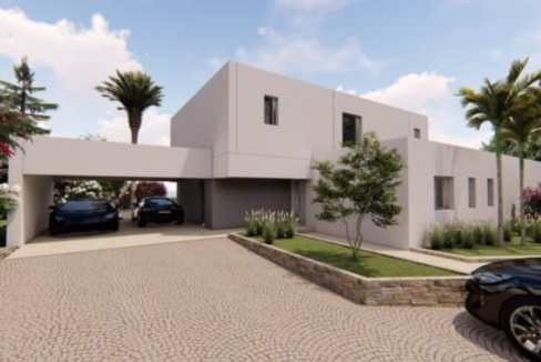 Villas au style architectural contemporain2