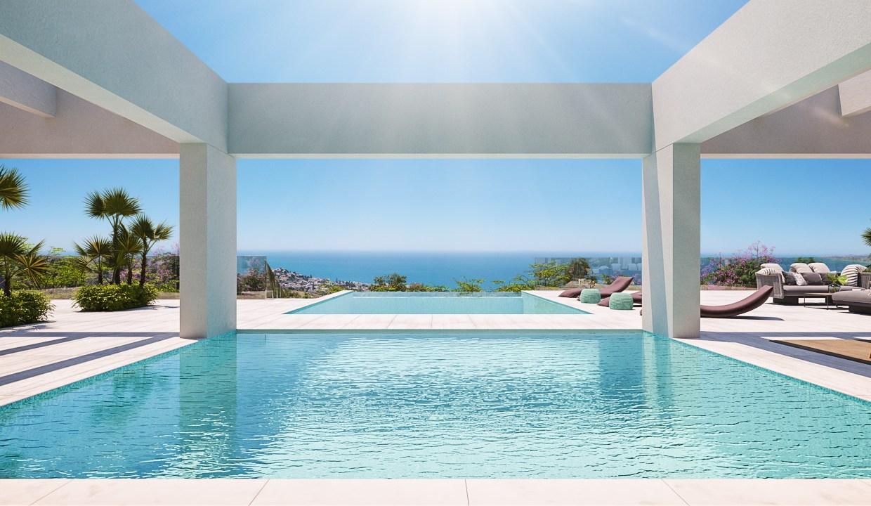 Villas au style architectural contemporain7