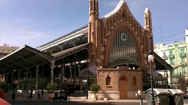 monument à visiter à Valencia