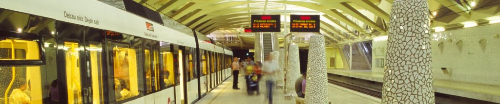 Le coût du métro de Valence est peu cher