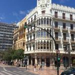place de la mairie de Valence