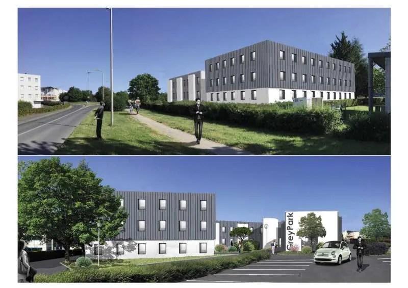 location bureaux 1333 m non divisibles a poitiers 86000
