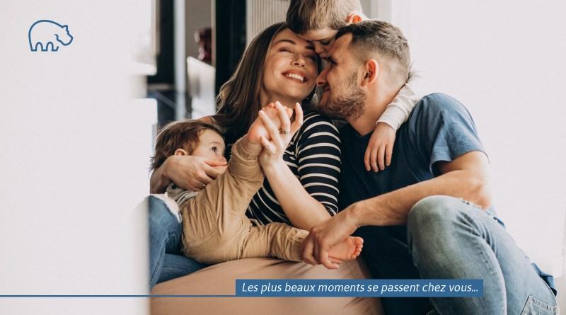 Les plus beaux moments se passent chez vous - ImmoPotam 2020-2021.