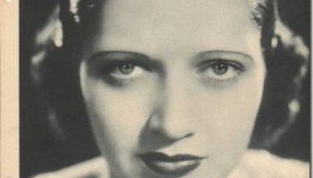 Kay Francis and Ian Hunter in I Found Stella Parish (1935