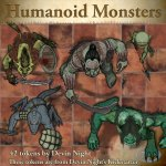 36humanoidmonsters