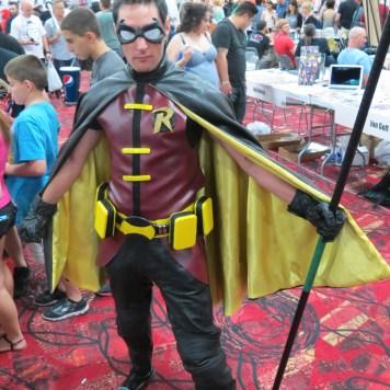 Amazing Las Vegas Comic Con Cosplayer Robin