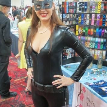 Amazing Las Vegas Comic Con Cosplayer Cat Woman