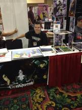 Las Vegas Expo James Stone Immortal Samurai Comics