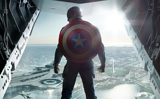 Captain America Winter Soldier Trailer 2013