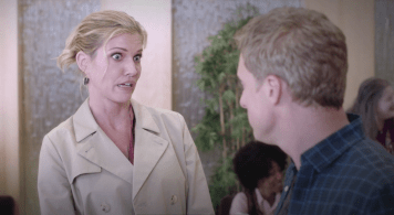 Tricia Helfer on Con Man