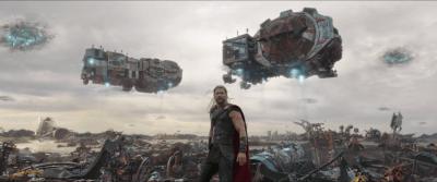 (Thor on Sakaar)