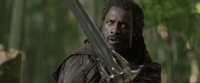 (Idris Elba as Heimdall)