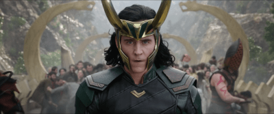 (Tom Hiddleston returns as Loki)