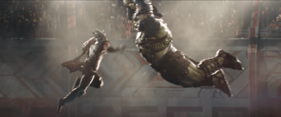 (Planet Hulk comes to Thor)