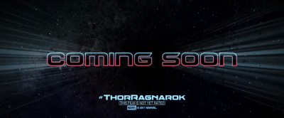 Coming Soon #ThorRagnarok