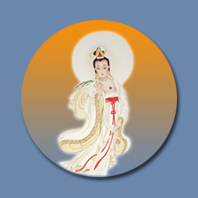 Orange Kuan Yin – Mind of Harmonious Relations