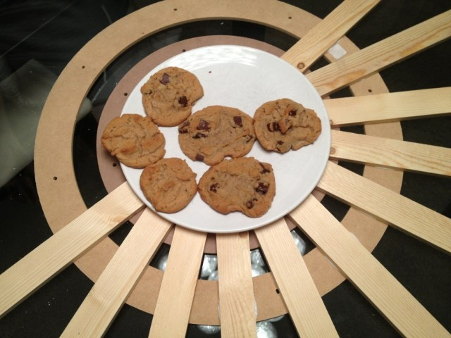 Wooden Cookie Tray
