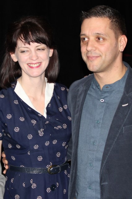 Rebecca & George Stroumboulopoulos