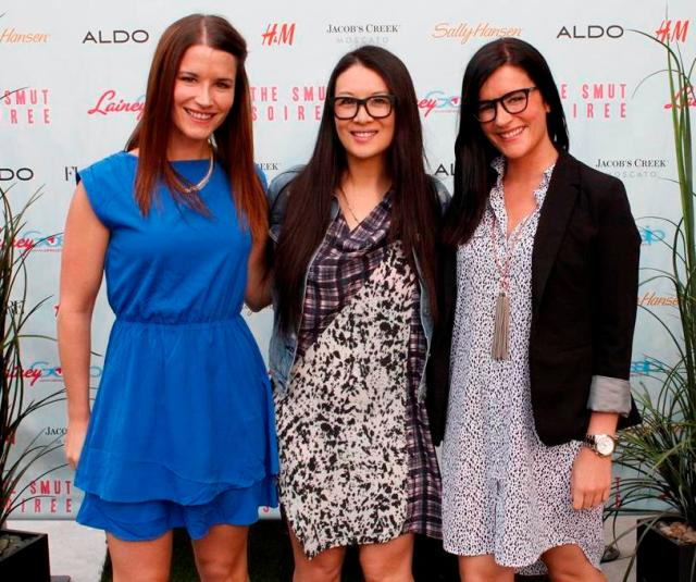 Smut Soiree FAB lainey gossip Dan Levy (1)