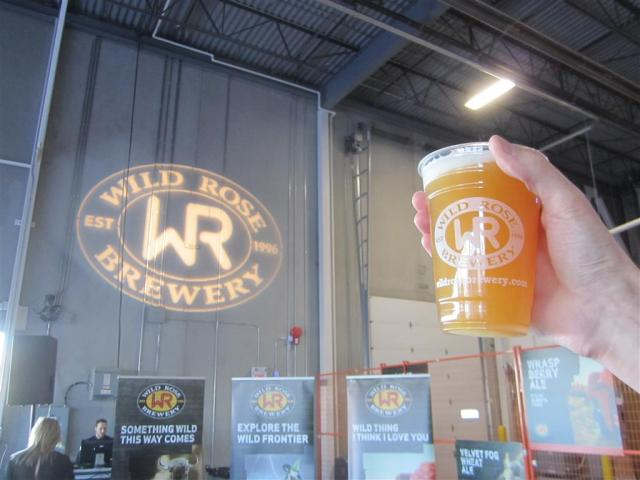Wild Rose Brewery Calgary AB Craft Beer (2) (Medium)