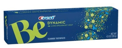 Lime Spermint CREST BE