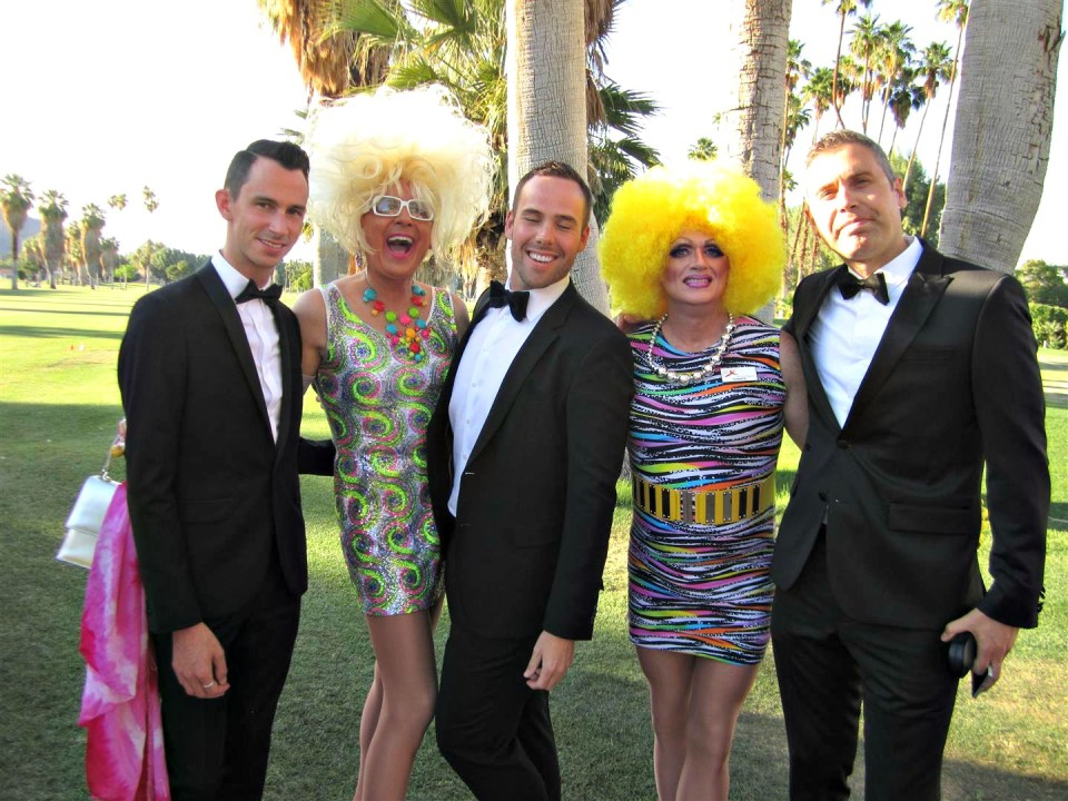 Evening Under The Stars Palm Springs Disco Divas (3)